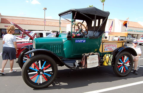 Sun City Car Show