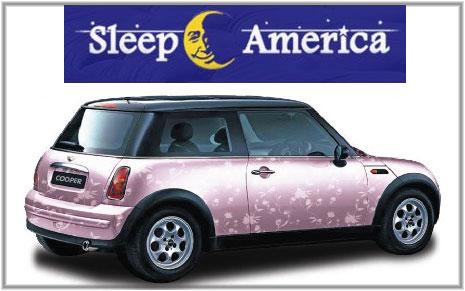 Sleep America Mini Cooper